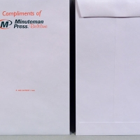 Minuteman Press Beltline Envelopes