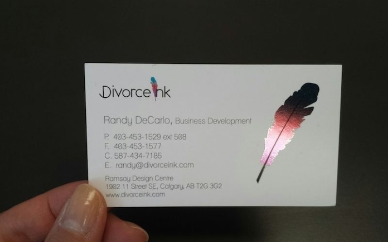 Business cards printing calgary minuteman press beltline business cards printing calgary reheart Images