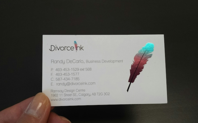 Business cards printing calgary minuteman press beltline are you thinking about getting new business cards business cards printing calgary reheart Images