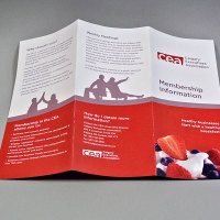 calgary brochure printing