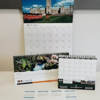 Assorted Promotional Calendars