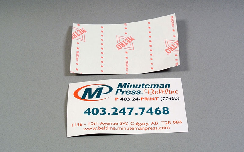 Sticker printing request a quote or call 403 775 6651