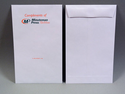 Envelope Printing by Minuteman Press