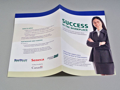 Flyer Printing in Calgary by Minuteman Press Beltline