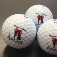 Golf Ball Printing for Promotional Golf balls