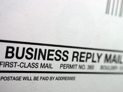 Addressed Mail by Minuteman Press in Calgary