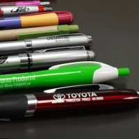 Branded Pens by Minuteman Press downtown Calgary