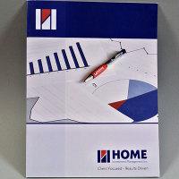 Presentation Folder and Branded Pen