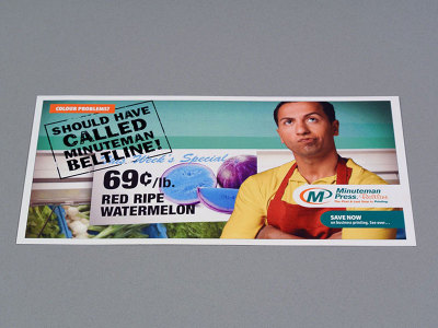 Print and Direct Mail Marketing by Minuteman Press Beltline