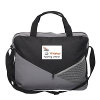 Black Promotional Briefcase