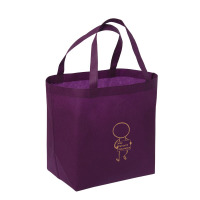 Purple Promotional Bag