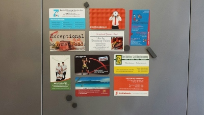 fridge Magnets by Minuteman Press in Calgary
