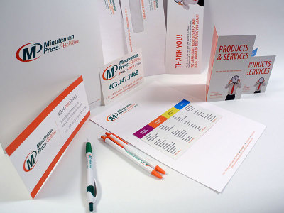 Stationery Printing, Promotional Products