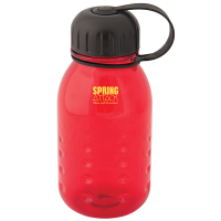 Red Promotional Bottle