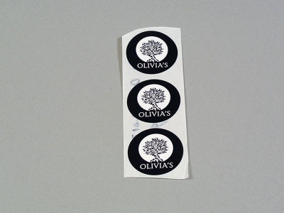 Sticker printing by minuteman press