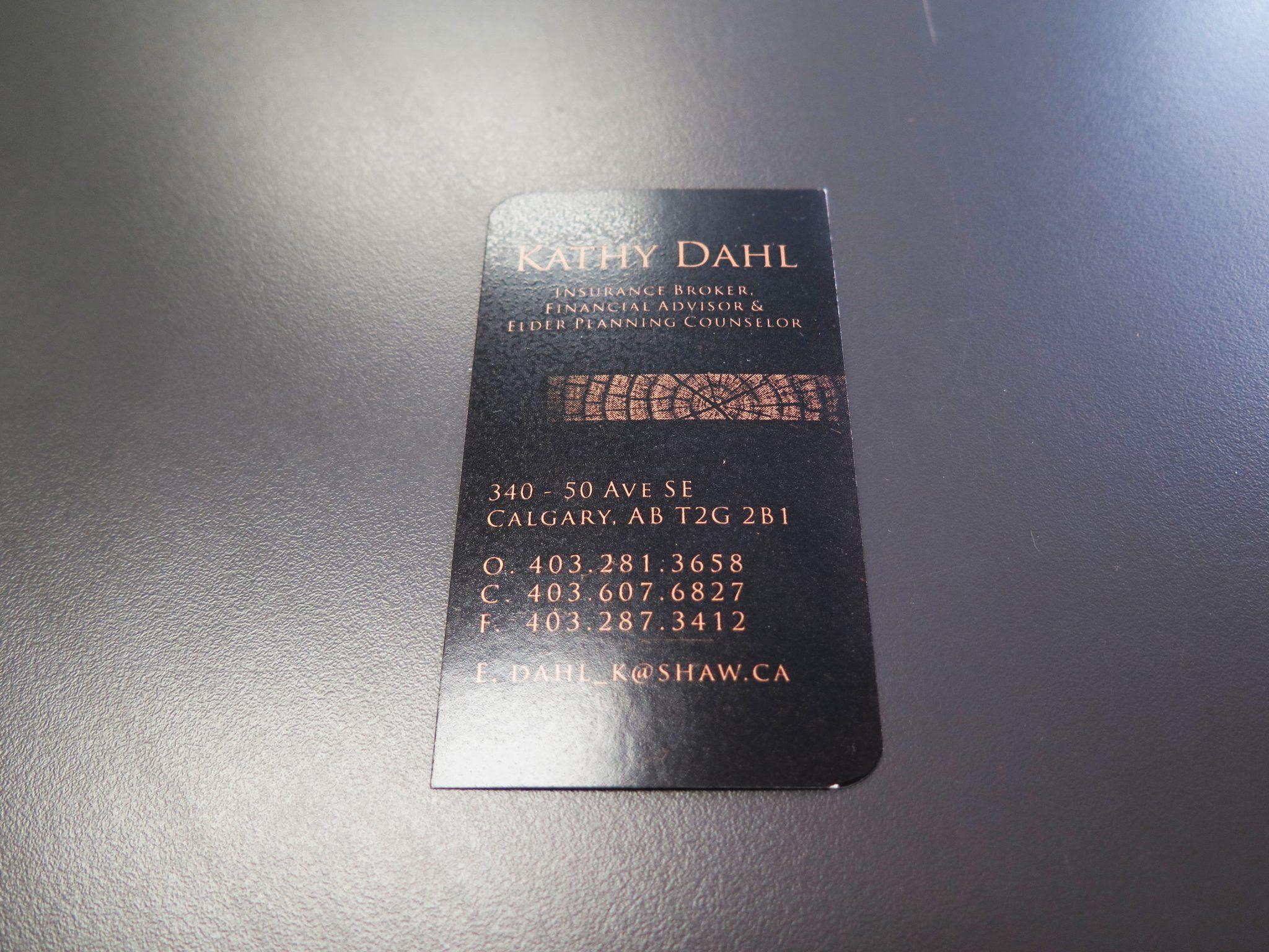Plastic Business Cards Minuteman Press