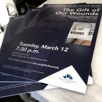 Foam Core Sign