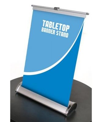 Table Top Display Roll Up Banner