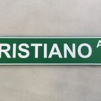 Wayfinding Street Sign