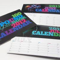 100lb Gloss Calendar