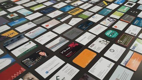 Business Cards Printing Calgary