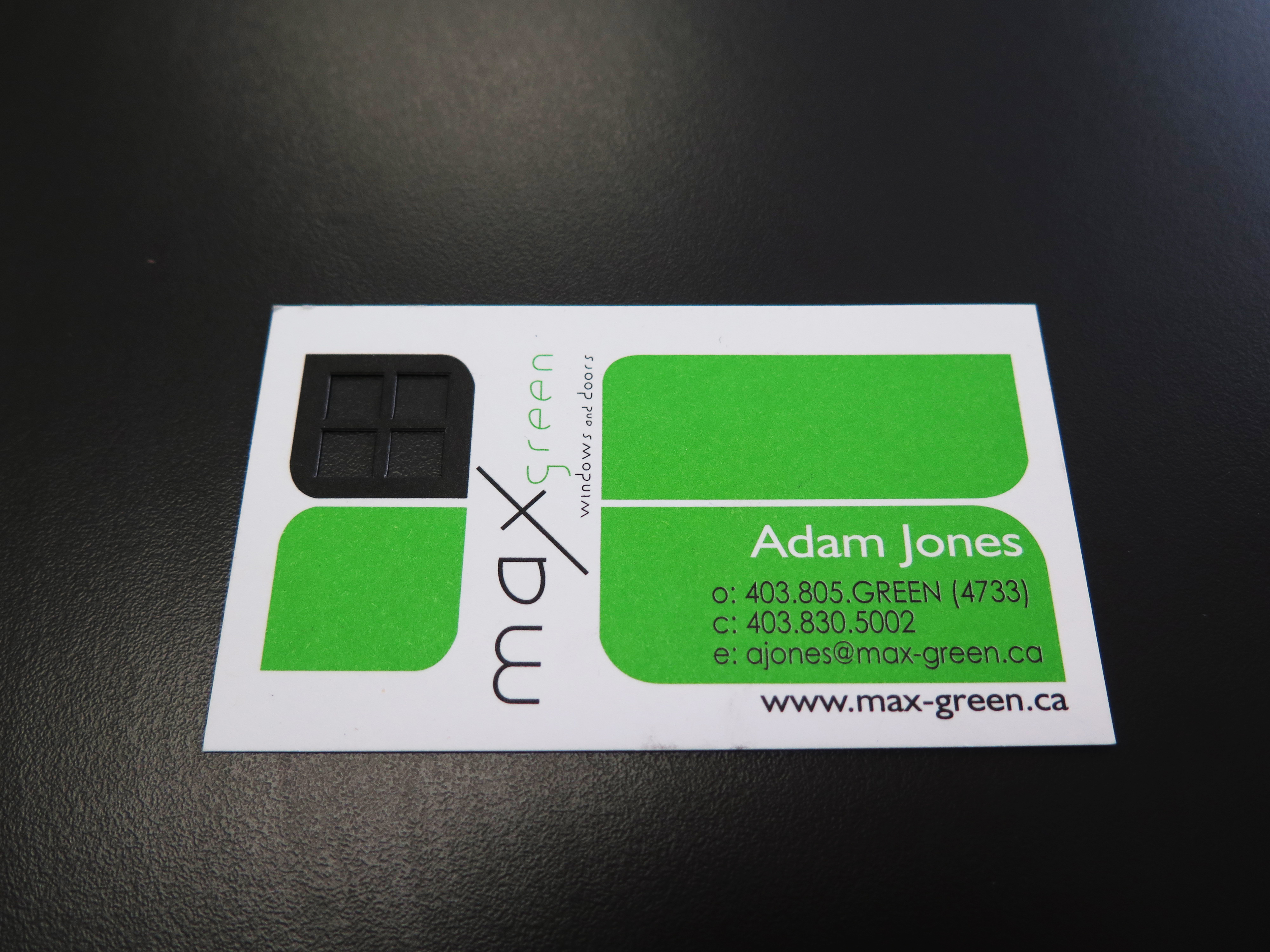 Die Cut Business Cards Minuteman Press