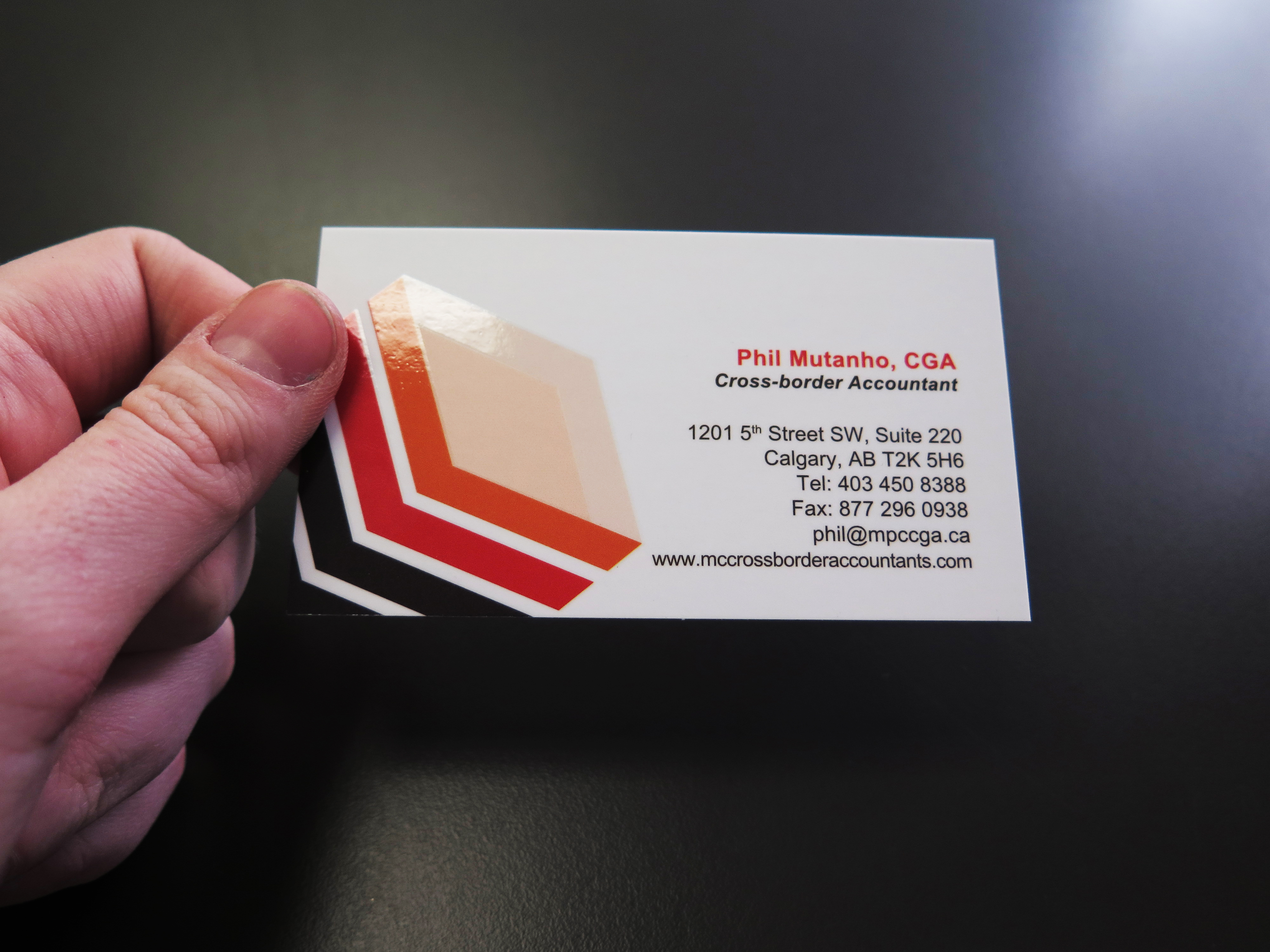spot uv business cards  minuteman press